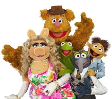 Walter & Muppets!