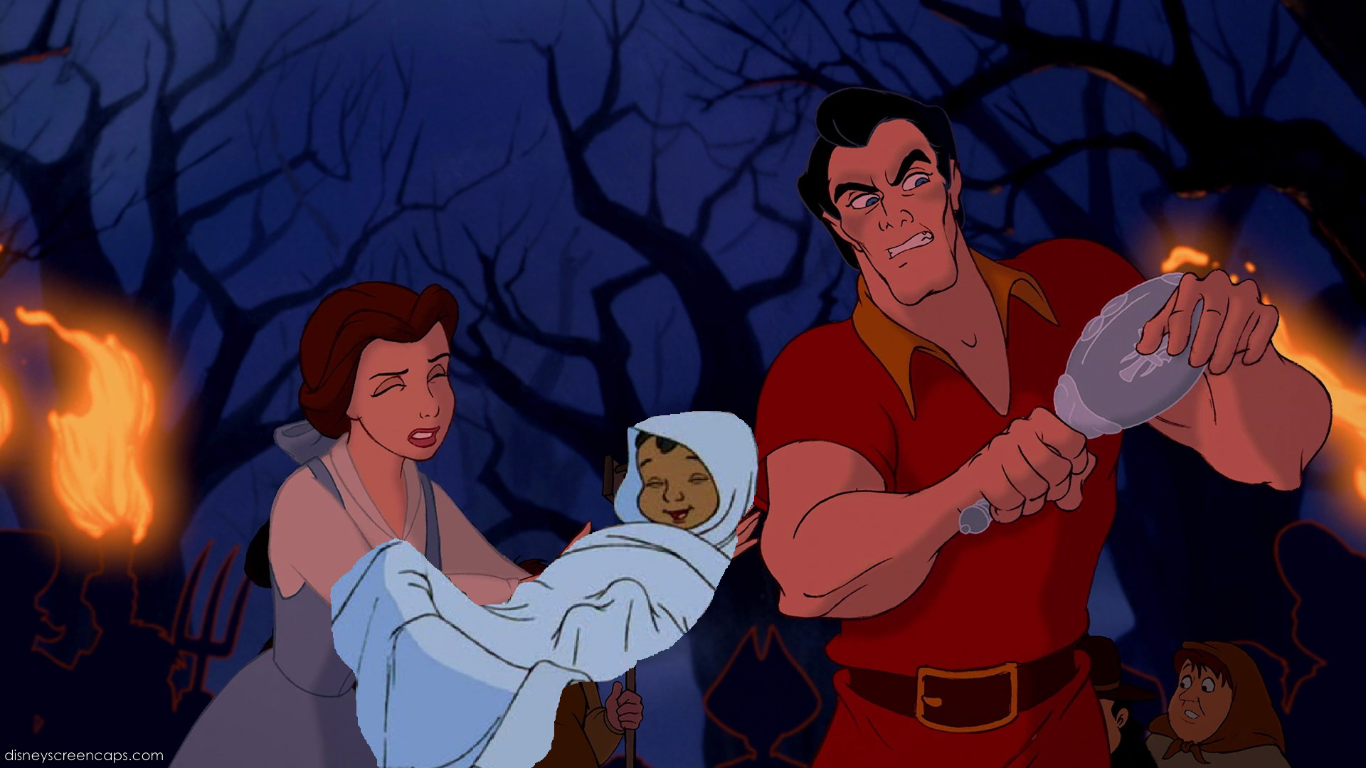 Why, Gaston, Why!
