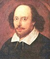 William Shakespeare ( 26 April 1564; 23 April 1616)