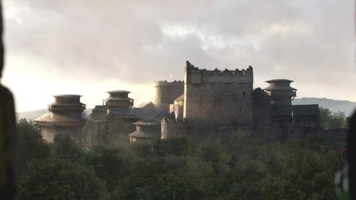 House Stark wallpaper titled Winterfell
