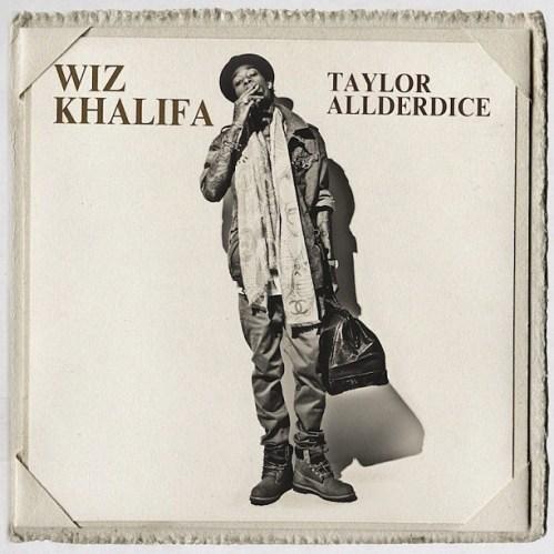 Wiz Khalifa Taylor Allderdice Mixtape Cover