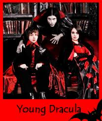 Young Dracula 바탕화면 with 아니메 titled YOUNG DRACULA