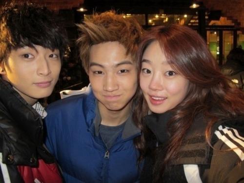 Yoo Jin-JB-Tae yeon