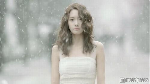 Yoona @ Time Machine MV Teaser