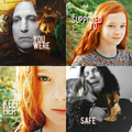 You said you would keep her safe - severus-snape-and-lily-evans fan art