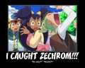 Zekrom related Cilan Picture