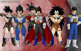 all sayain - bardock and king vegeta Photo (29674548) - Fanpop