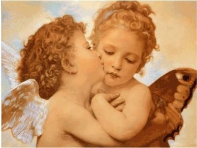 天使 and faries
