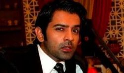 Barun Sobti wallpaper containing a business suit entitled arnav singh