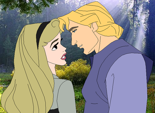 aurora and john smith
