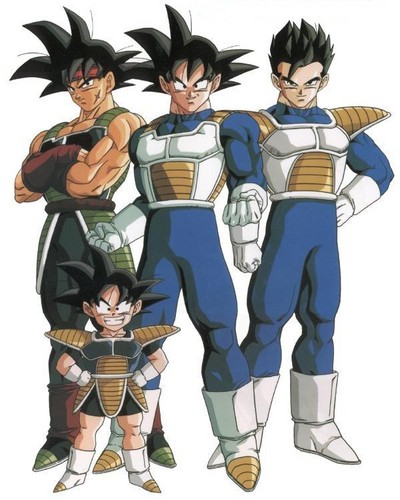 doctorgoku wallpaper containing anime called bardock,goku,goten,ghaon