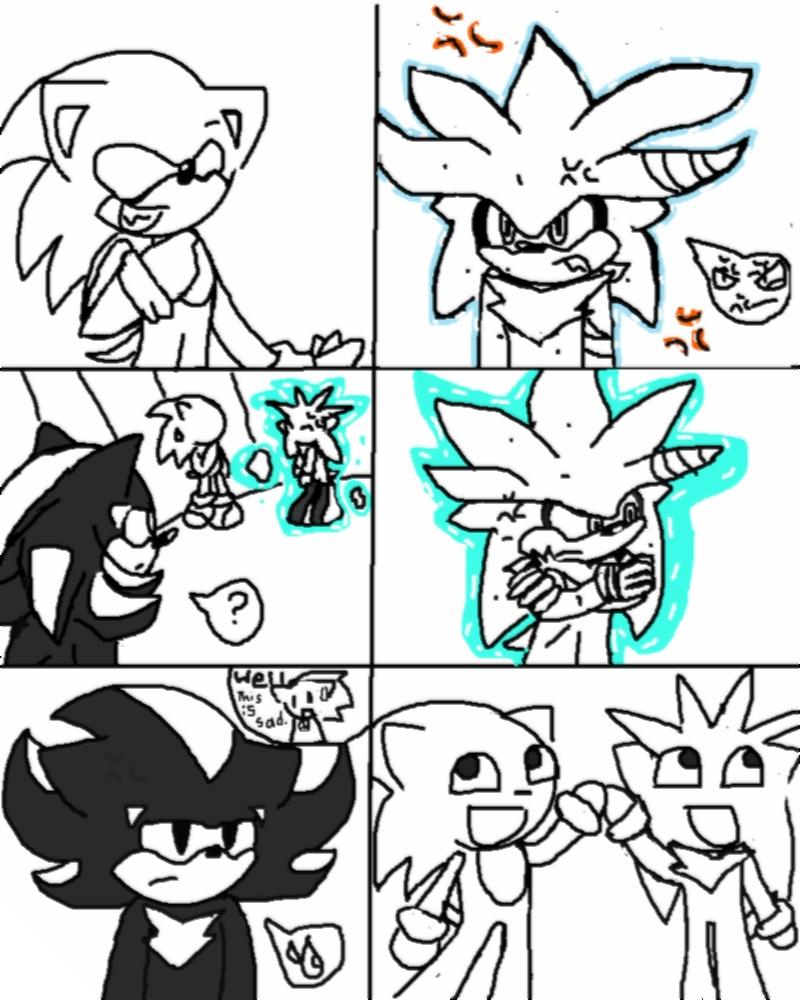 Comic Base Thingy Sonic The Hedgehog Photo 29663303 Fanpop