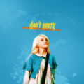 don't worry you're as just sane as I am  - luna-lovegood fan art