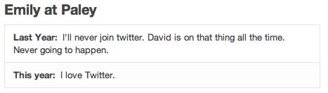 em and david