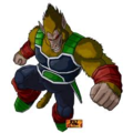 golden ape bardock - bardock-and-king-vegeta photo