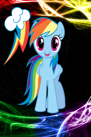 iphone pod wallpaper my little pony friendship is magic