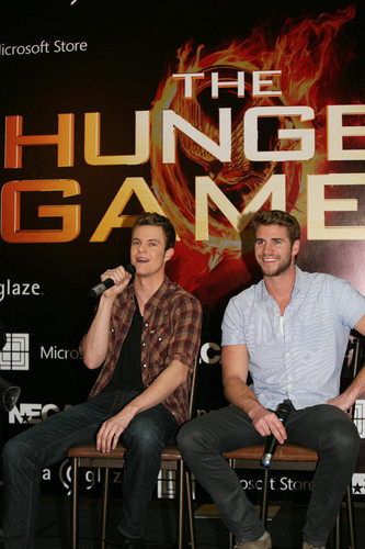 mall tour the hunger game