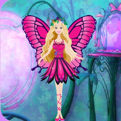 Mariposa barbie fairies photo