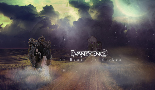 Evanescence Wallpaper Probably With A Rifleman Smoke Screen And Green Beret Titled My Heart Is Broken