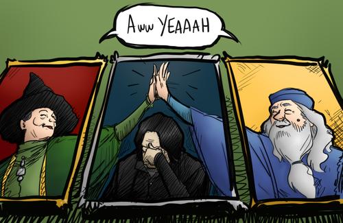 poor Severus ;)