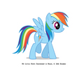 rainbow dash is AWESOME!!!!!!!!!!