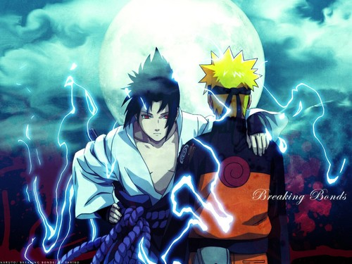 Naruto Shippuuden wallpaper called sasuke_naruto