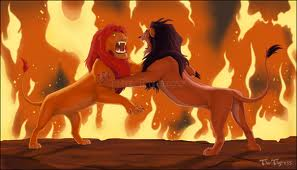 simba vs scar - lion-king-fathers-and-mothers Photo
