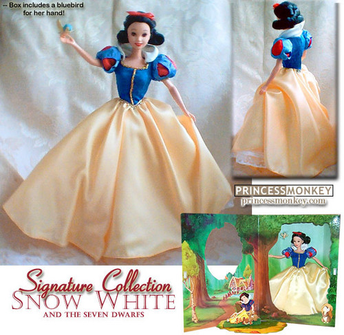 snow white doll