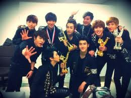 super junior - beast-snsd-super-junior Photo