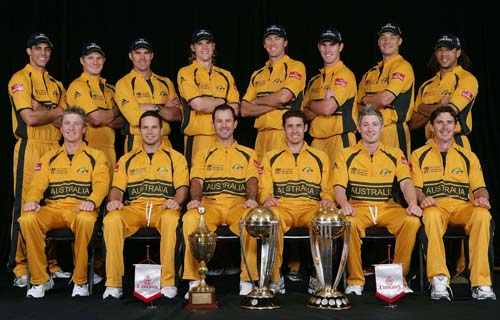 Australian Services cricket team