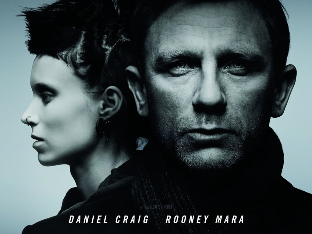 The Girl With The Dragon Tattoo 2011 Movie Images The Girl With