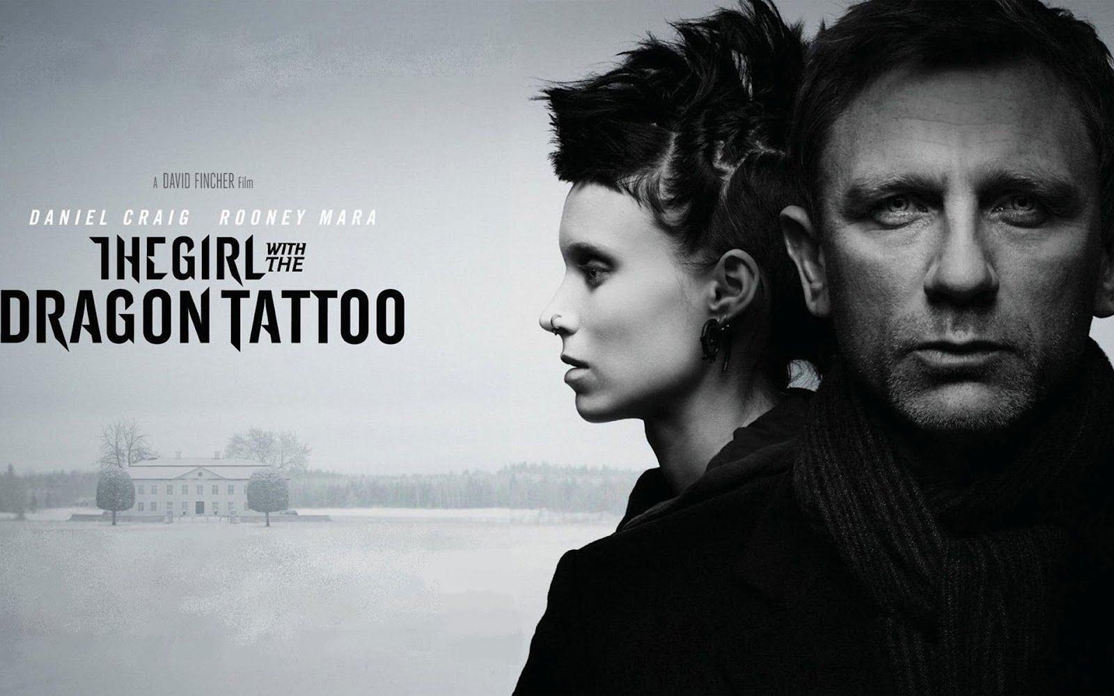The Girl with the Dragon Tattoo – Fata cu Dragon Tattoo (2011)