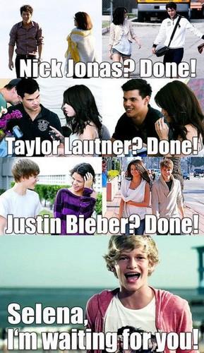 the reall Selena gomez.....