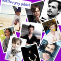 thing i made and sent to Matthew - matthew-gray-gubler fan art