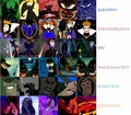 20in20 Round 3 Category icons: Villain