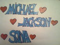 ~<3~<3~ Gift to my bithday from my Sister!Thanks Sis! ~<3~<3~ - michael-jackson photo