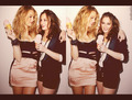 |B| &lt;3 |L| - serena-and-blair photo