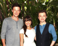 ♥Chrory♥ - cory-monteith-and-chris-colfer photo