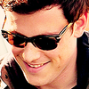 ♥Cory Monteith in shades♥ - cory-monteith-and-chris-colfer Icon