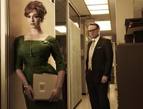 """MAD MEN"" Season Five - mad-men Photo"