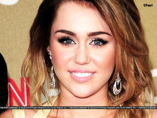 Miley Cyrus wallpaper with a portrait called |►MILEY CYRUS pics by PEARL◄|