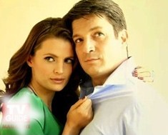 Nathan Fillion & Stana Katic 壁紙 containing a portrait entitled ★ Nathan & Stana ★