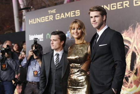 """""""The Hunger Games"""" World Premiere"""