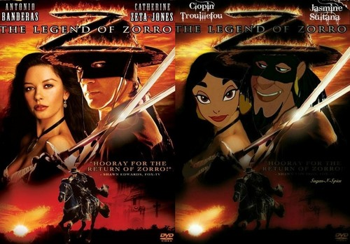"""The Legend of Zorro"" [old version]"