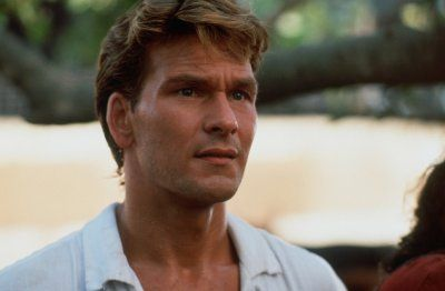 Patrick Swayze wallpaper probably with a portrait called :)