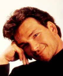 Patrick Swayze wallpaper with a portrait called :)