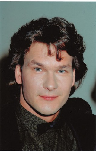 Patrick Swayze wallpaper possibly containing a portrait entitled :)
