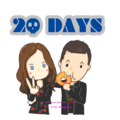 20 Days! - bones fan art