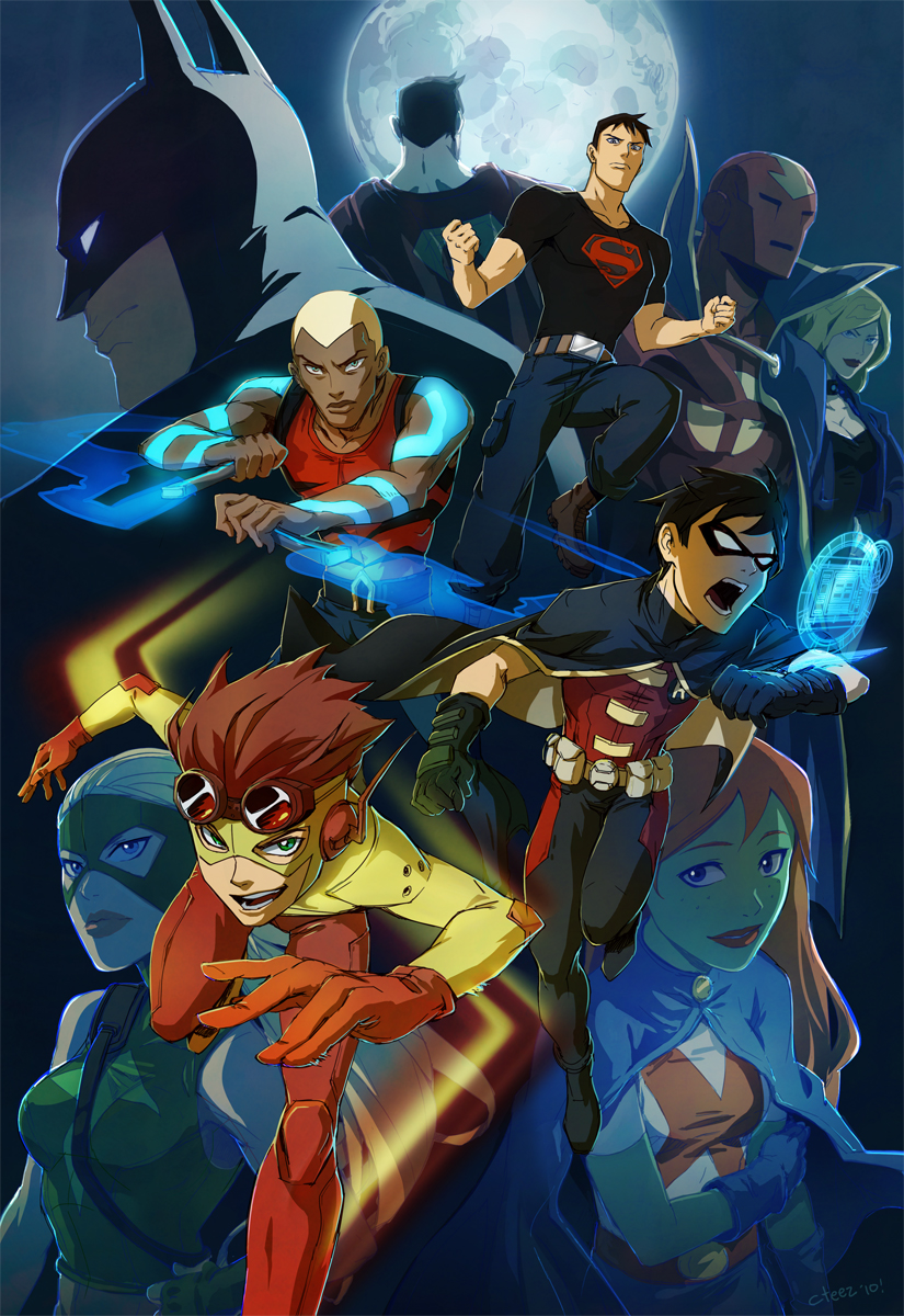 young justice larawan 3 2 1 let s jam hd wolpeyper and background