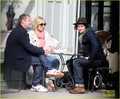 Aaron Johnson & Sam Taylor-Wood Step Out With Baby Romy - aaron-johnson photo